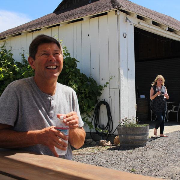 Bill Canihan Winery in Sonoma