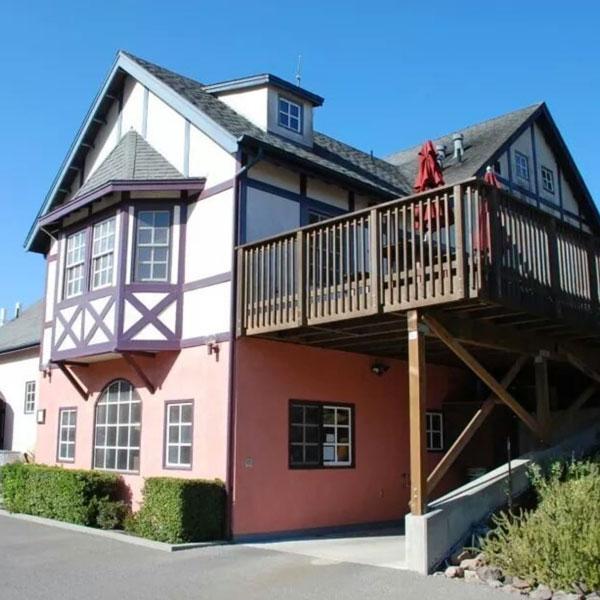 Schug Carneros Estate Winery Sonoma