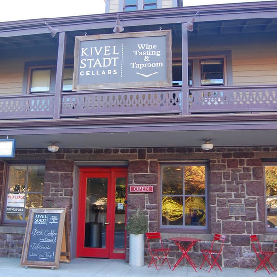 Kivelstadt Cellars in Sonoma
