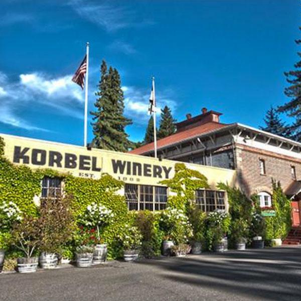 Korbel Winery Guerneville