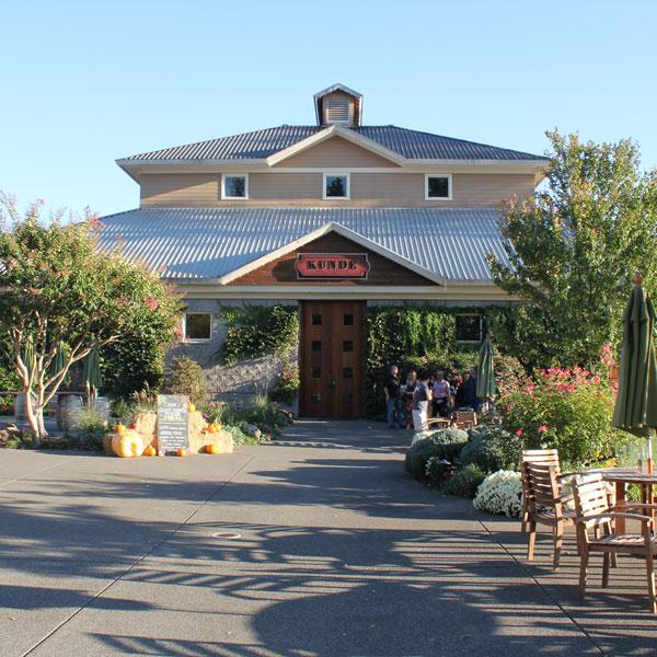 Kunde Winery Sonoma