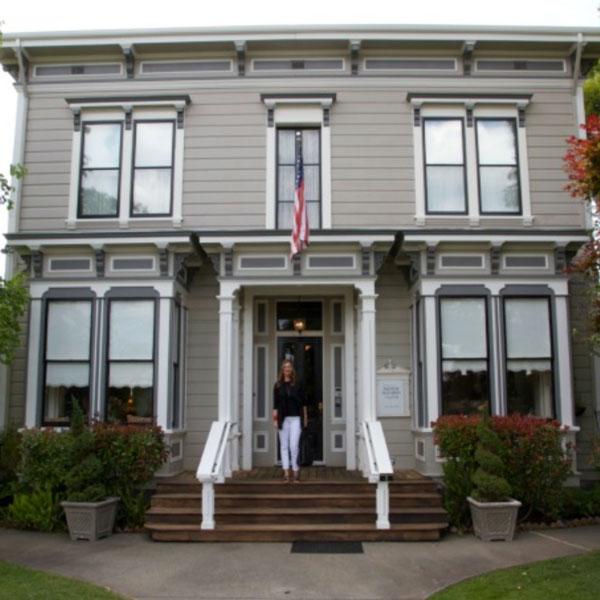 Honor Mansion Healdsburg