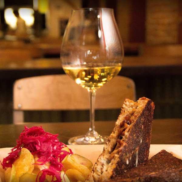 Bergamot Alley Healdsburg Best Places to Eat