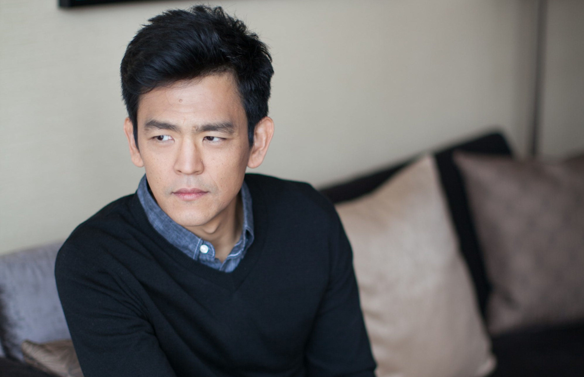 JOHN CHO GIVES VOICE TO A TEACHER