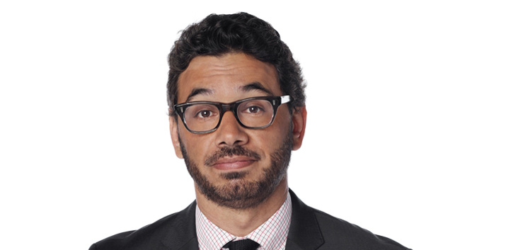 AL MADRIGAL GIVES VOICE TO A PRANKSTER
