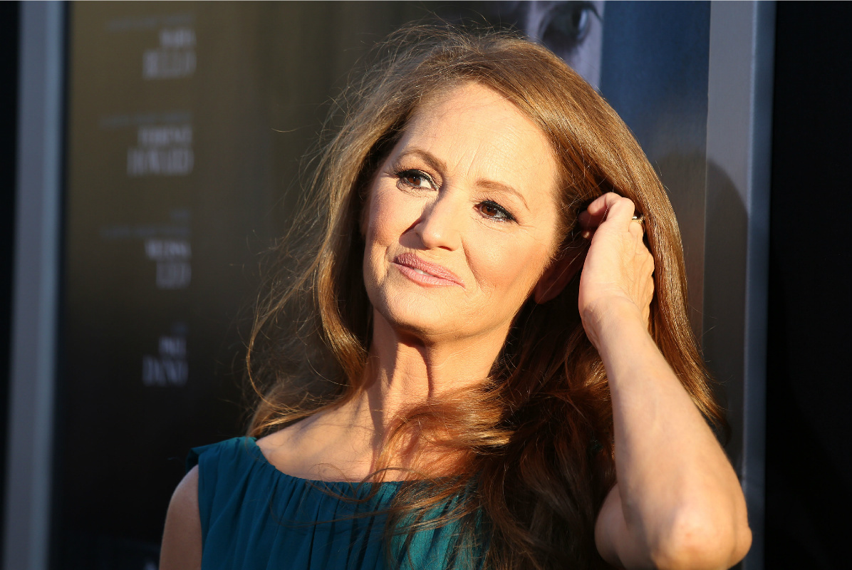 MELISSA LEO GIVES VOICE TO A GRANDMOTHER