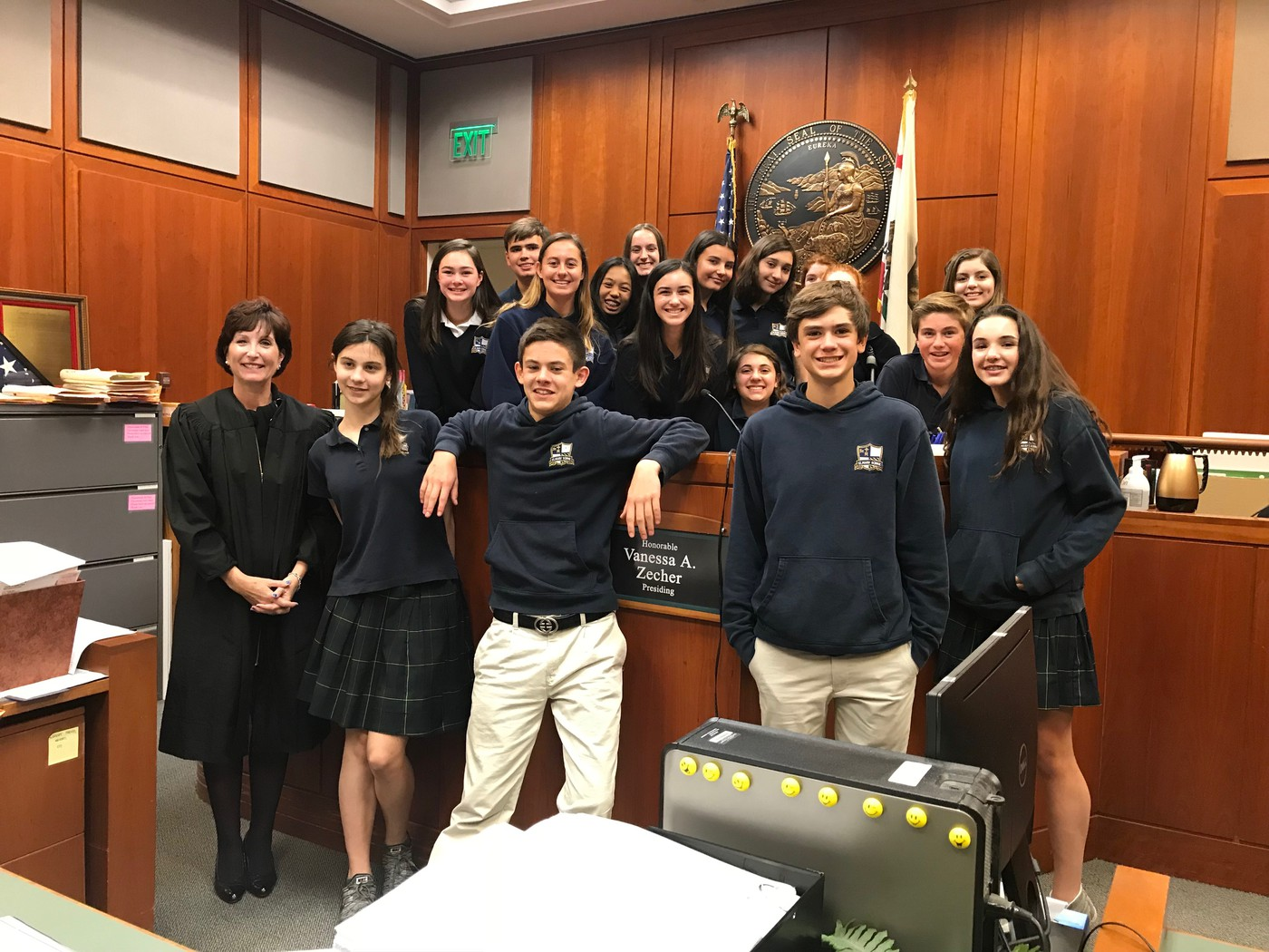 Field Trip to Santa Clara County Courthouse