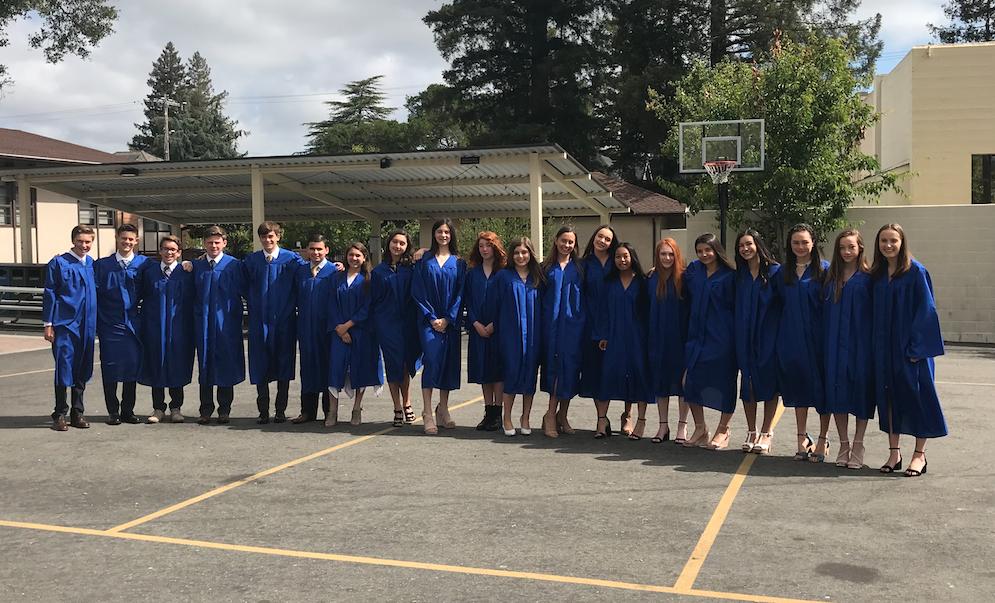 8th Grade Graduates!