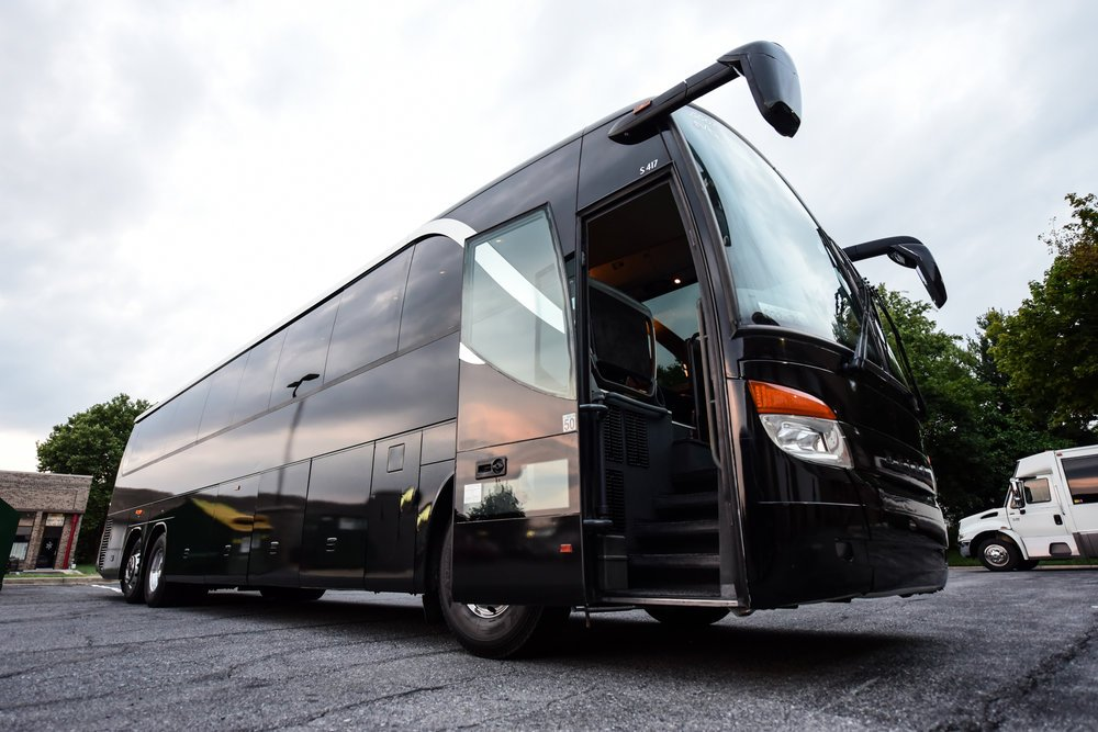 Washington DC Luxury Motor Coach Transporation