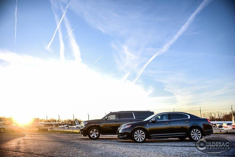 Washington DC luxury airport Transportation Chevrolet suburban