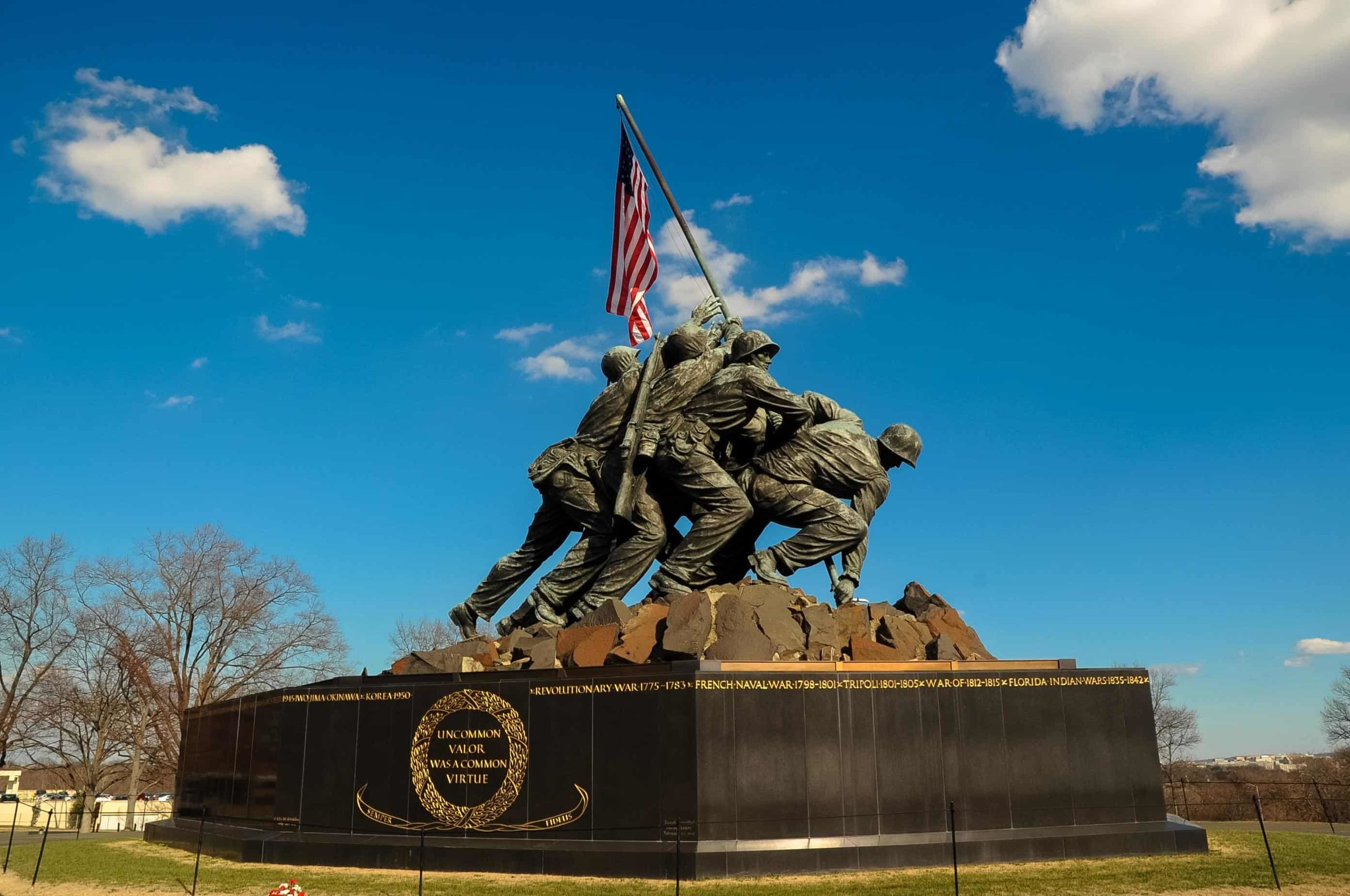 U.S. Marine Corps War Monument