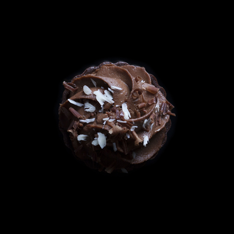 Dark Chocolate Mousse (GF)