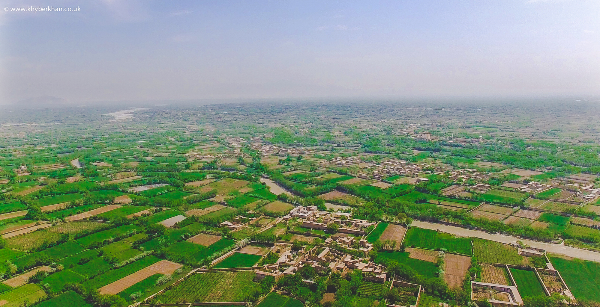 Dande Shamali, Afghanistan