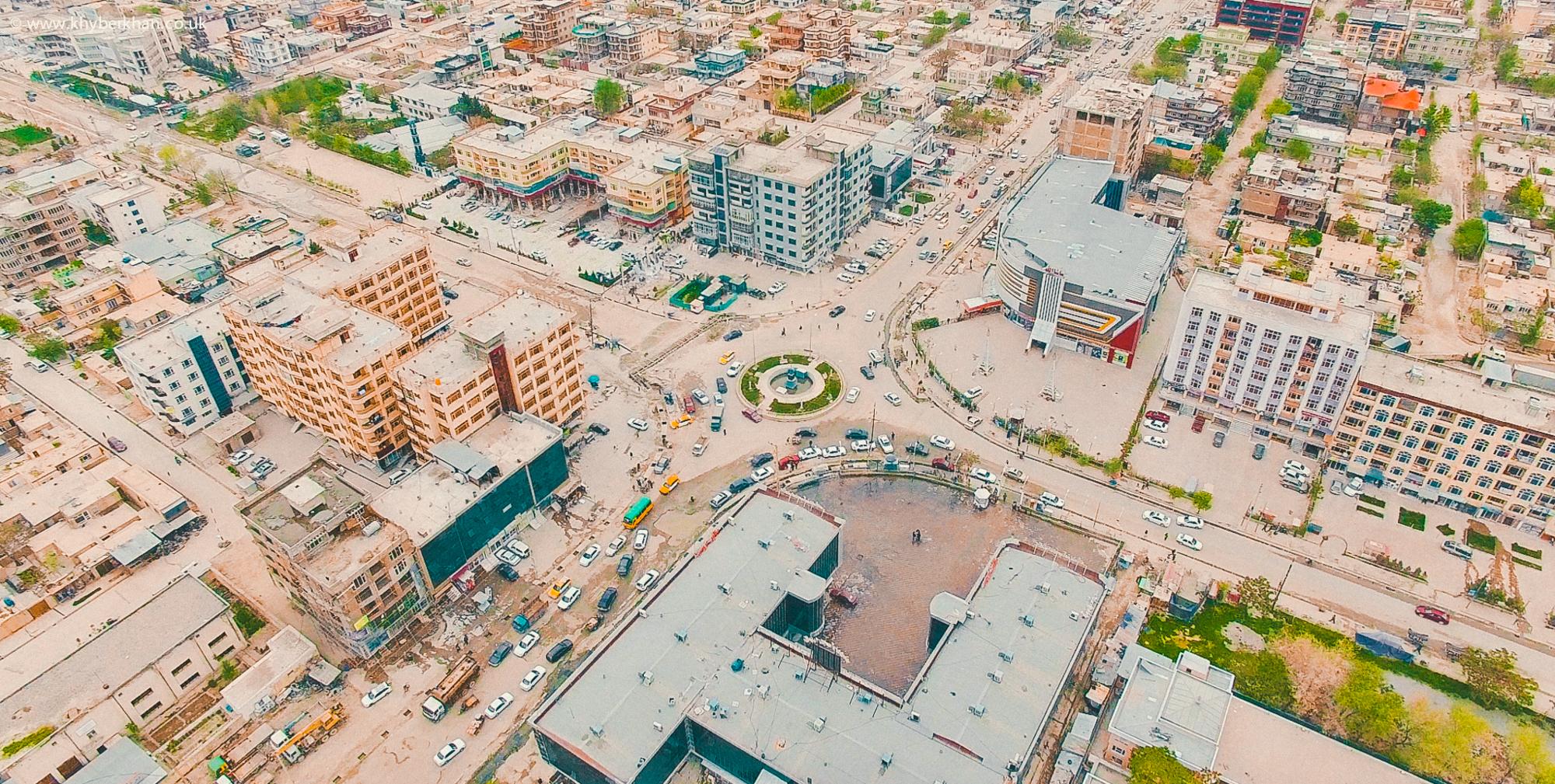 Taimani, Kabul