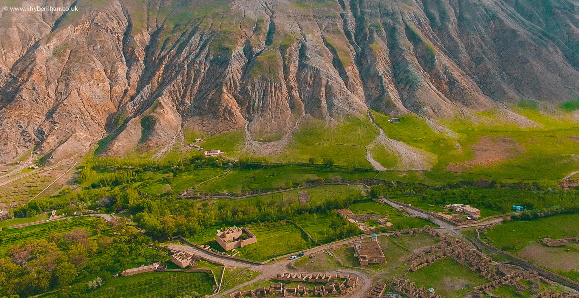 Valley of Kayan, Afghanistan