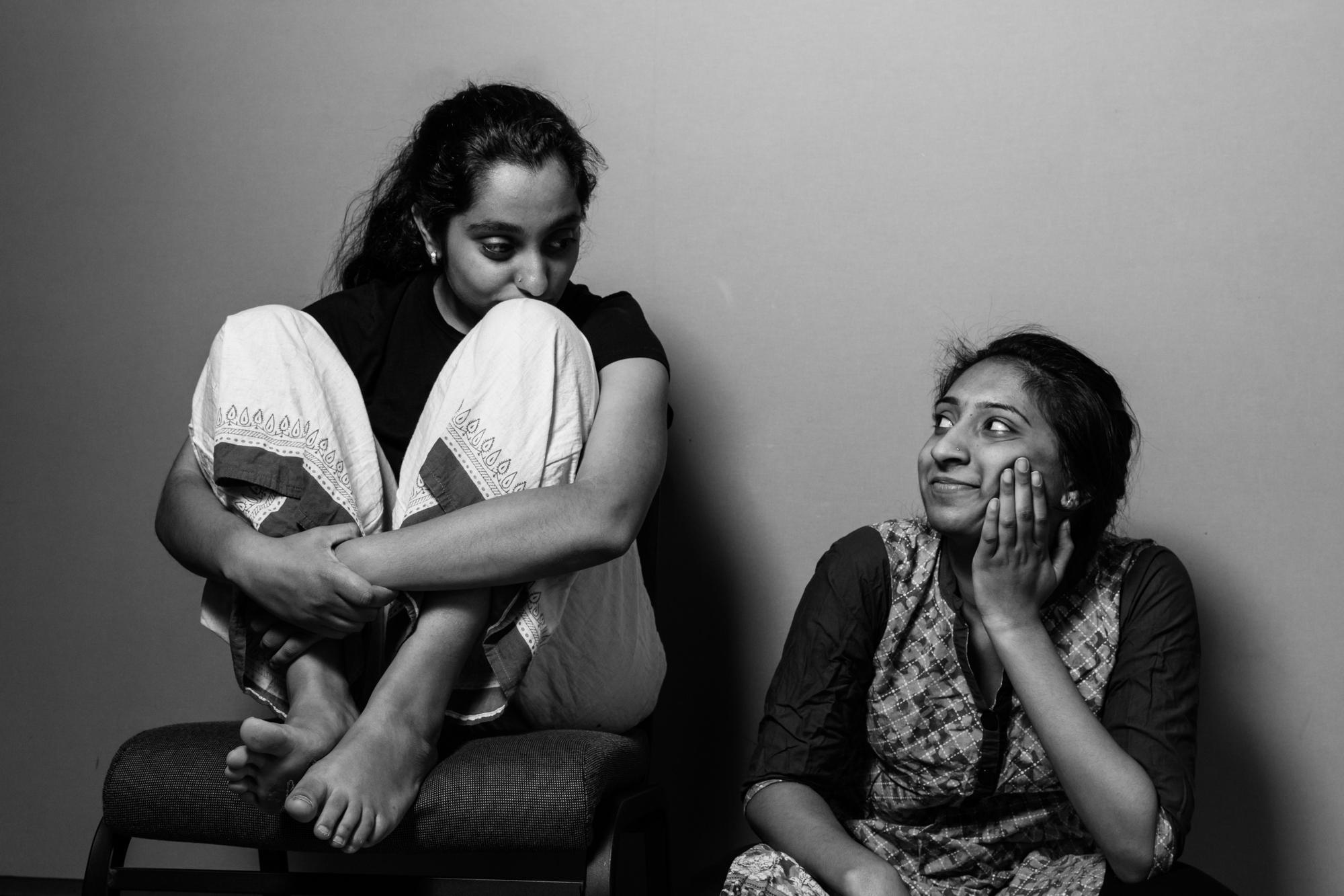 pavani and gayathri