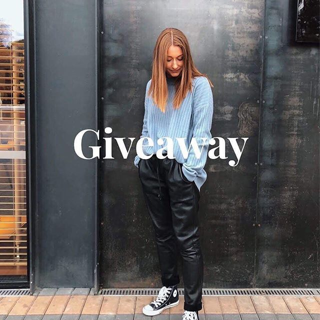 GIVEAWAY TIME!✨ New Lands leather Rupert Trousers are back in stock and we are giving one lucky person the chance to win a pair! Just make sure you are following @_angeldivine and @_new_lands and tag 2 friends in the comments. Enter as many times as you want, just make sure it's in a new comment and with different tags. Winner will be drawn on Thursday the 4th at 6pm. Good luck!✨