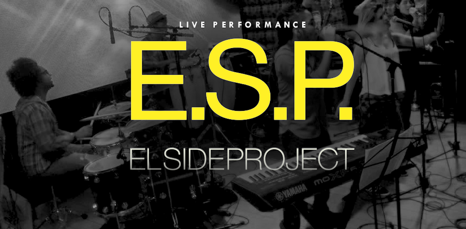 EL SIDE PROJECT EP RELEASE PARTY