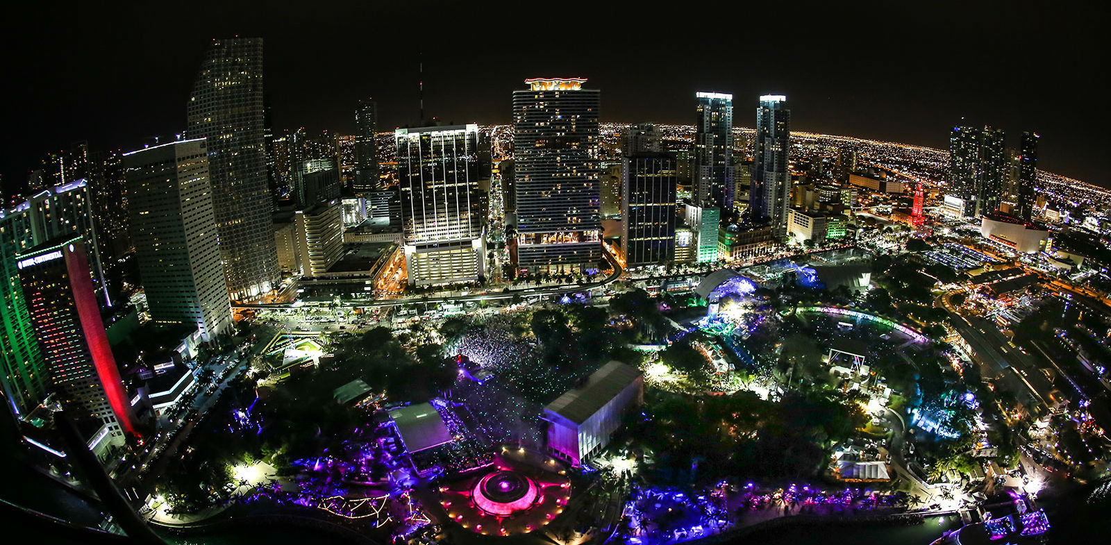 Coming to Miami for Spring Break? Enjoy the Best View of the Magic City at ROOFTOP at E11EVEN