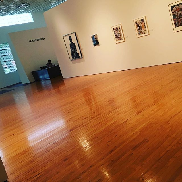 Had a chance walkthrough the University Museum at Texas Southern University for our upcoming collaboration with @boilingpointplayers 🌟Stay Tuned