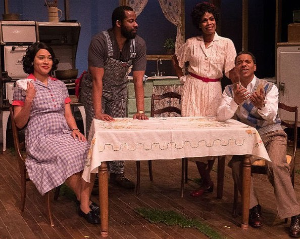 """Happy to support @tet_houston production of """"Too Heavy for Your Pocket"""" Running now through February 24 #supportthearts #freedomriders #history #NashvilleTN #1961 #tooheavytet #theatre #activism"""