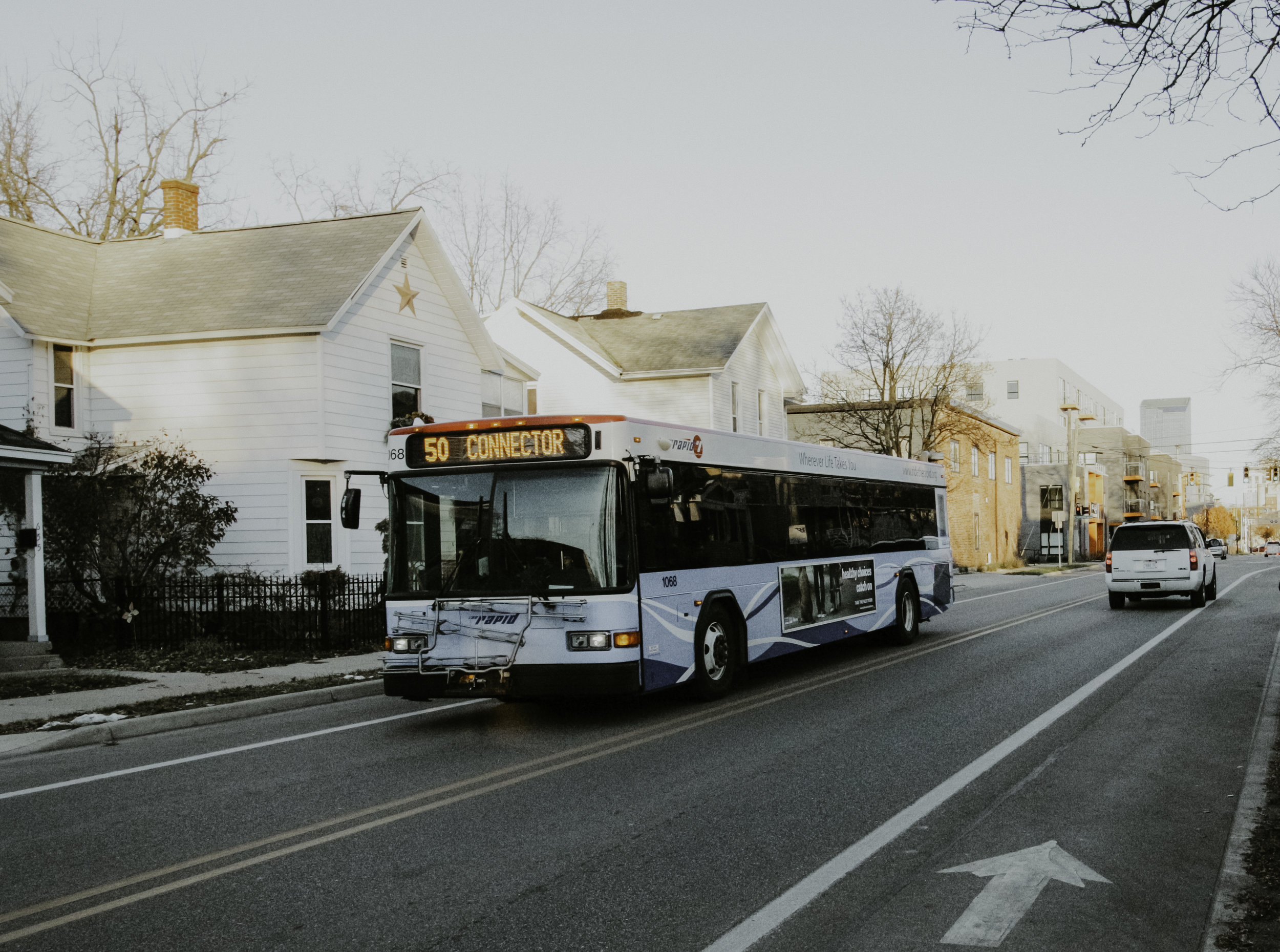public transportation - The Rapid, the Dash Bus, Route 19 and the Silver Line along with additional alternative transportation modes are some of the best ways to get around the city. Learn more about each one here.