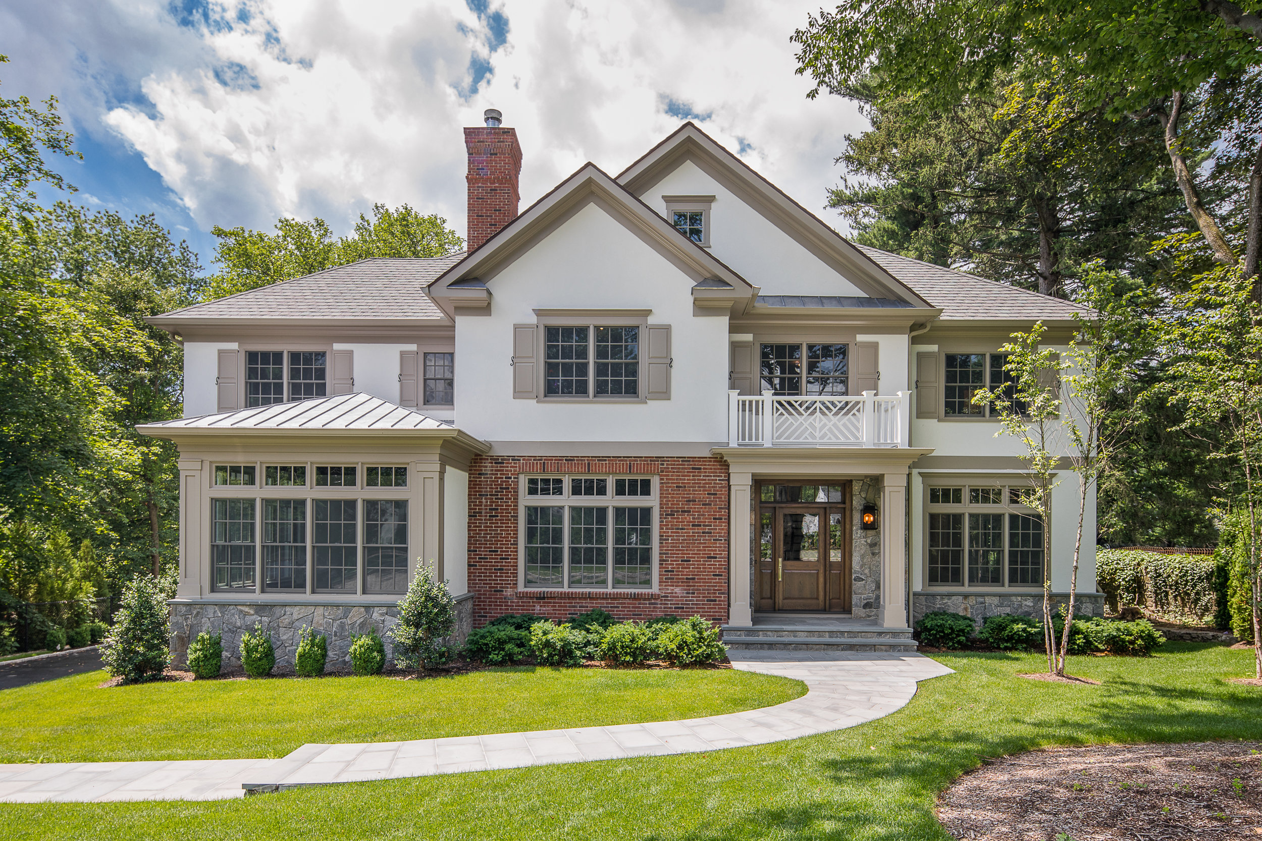 LISTED & SOLD  16 Fenimore Road Scarsdale, NY | Exceptional New Construction in Sought-After Fox Meadow. Represented the Seller as the Listing Agent & Represented the Buyer  (2017)