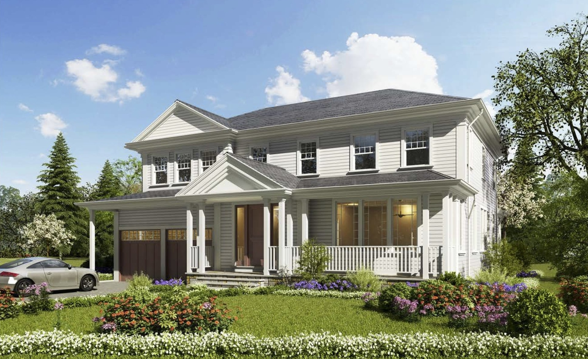 SOLD  6 Crest Lane Scarsdale, NY. New Construction. Represented the Buyer  (2017)