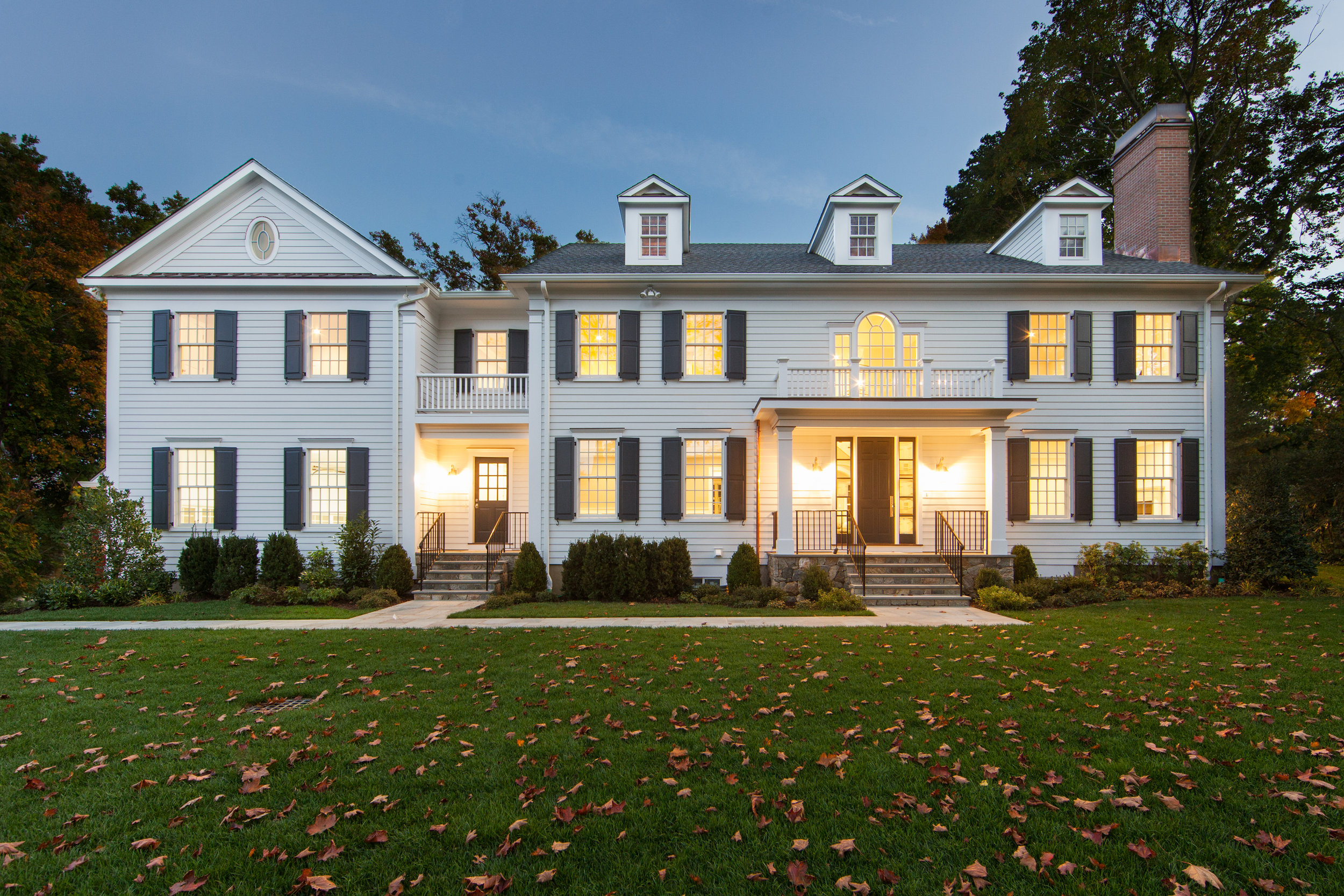 SOLD  3 Bradford Road Scarsdale, New York | Luxurious New Construction in Scarsdale's Quaker Ridge. Represented the Seller as the Listing Agent  (2017)