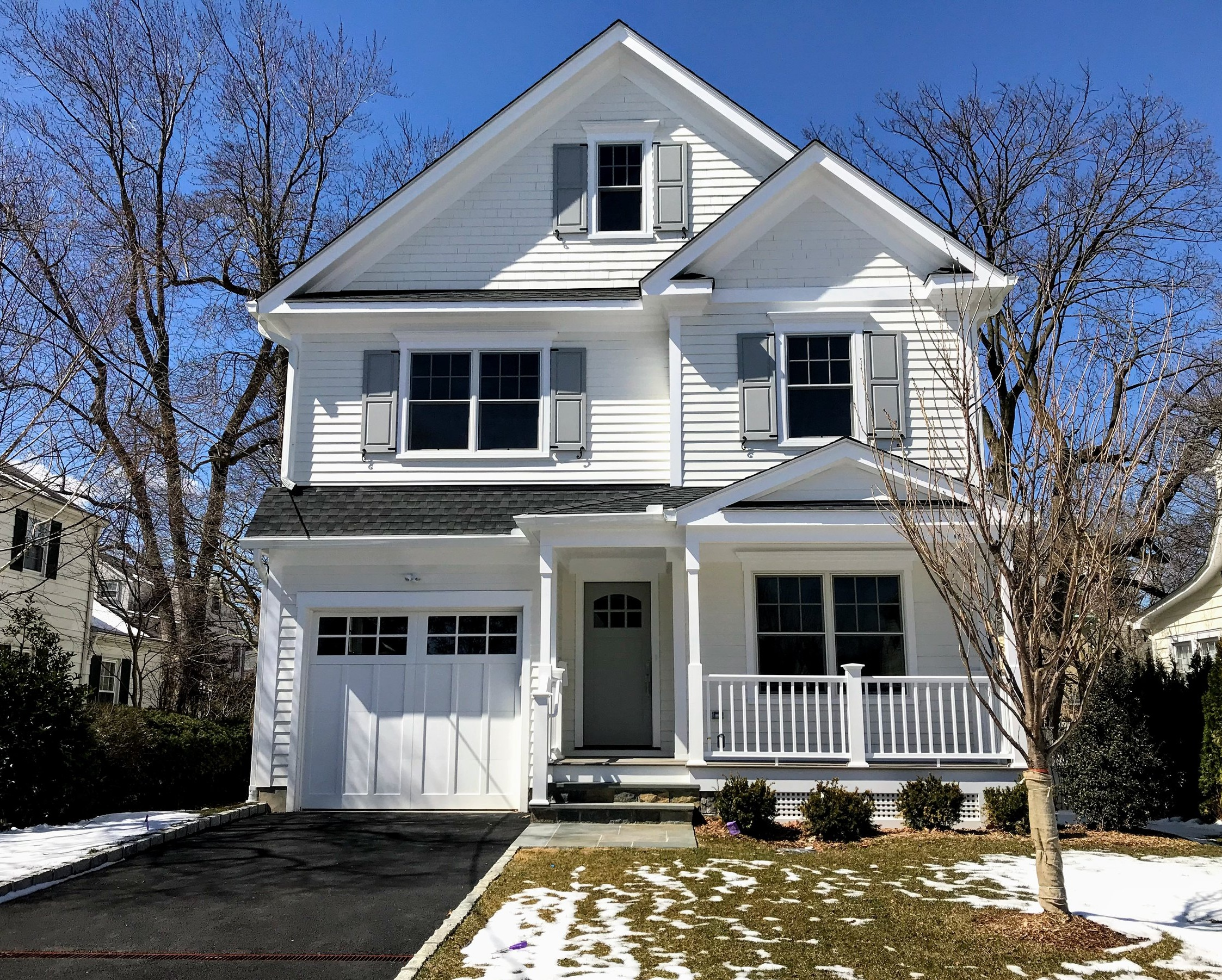 SOLD  175 Nelson Road Scarsdale, NY. New Construction. Represented the Seller as the Listing Agent  (2018)