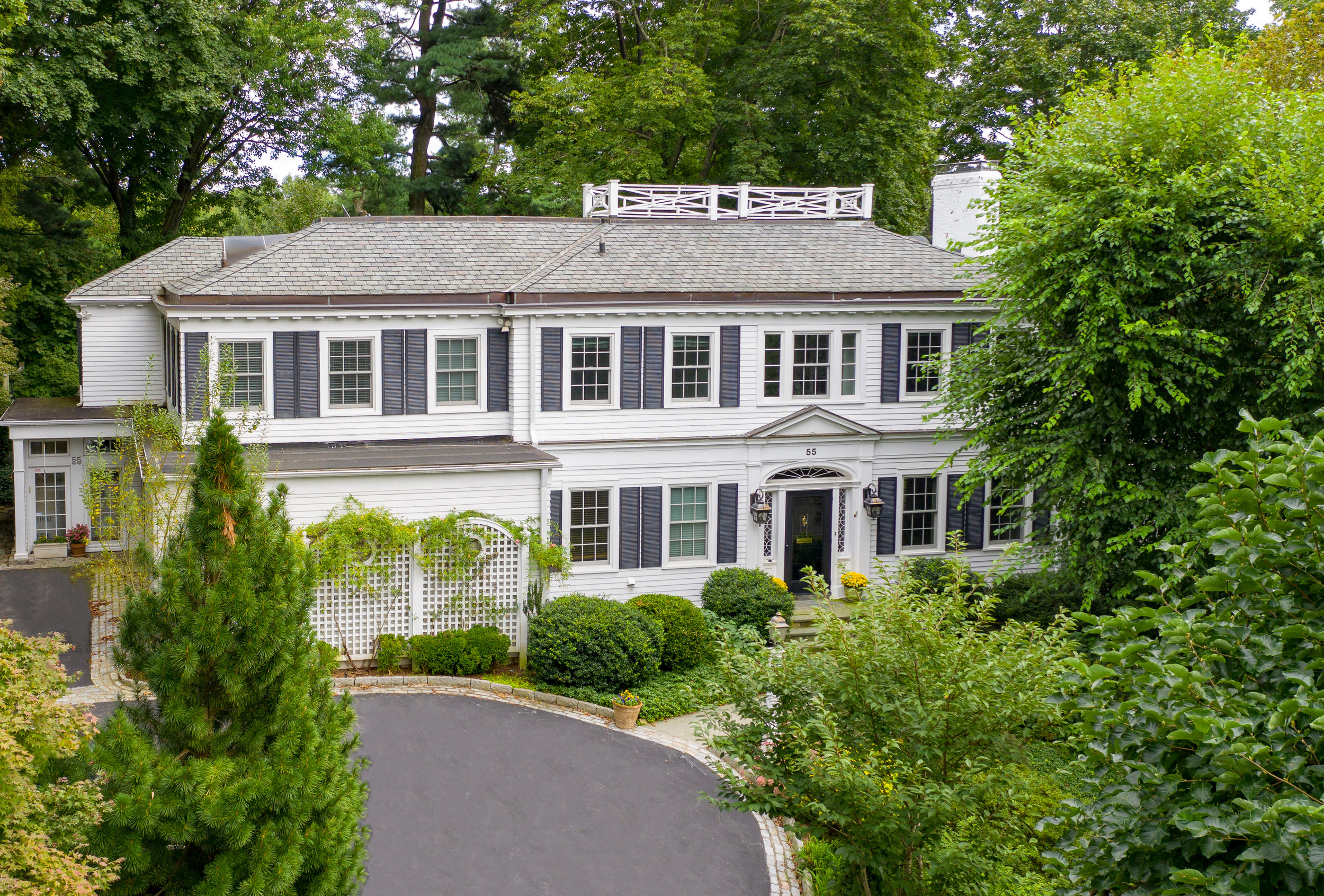 SOLD  55 Old Orchard Road Scarsdale, NY Represented the Buyer  (2019)
