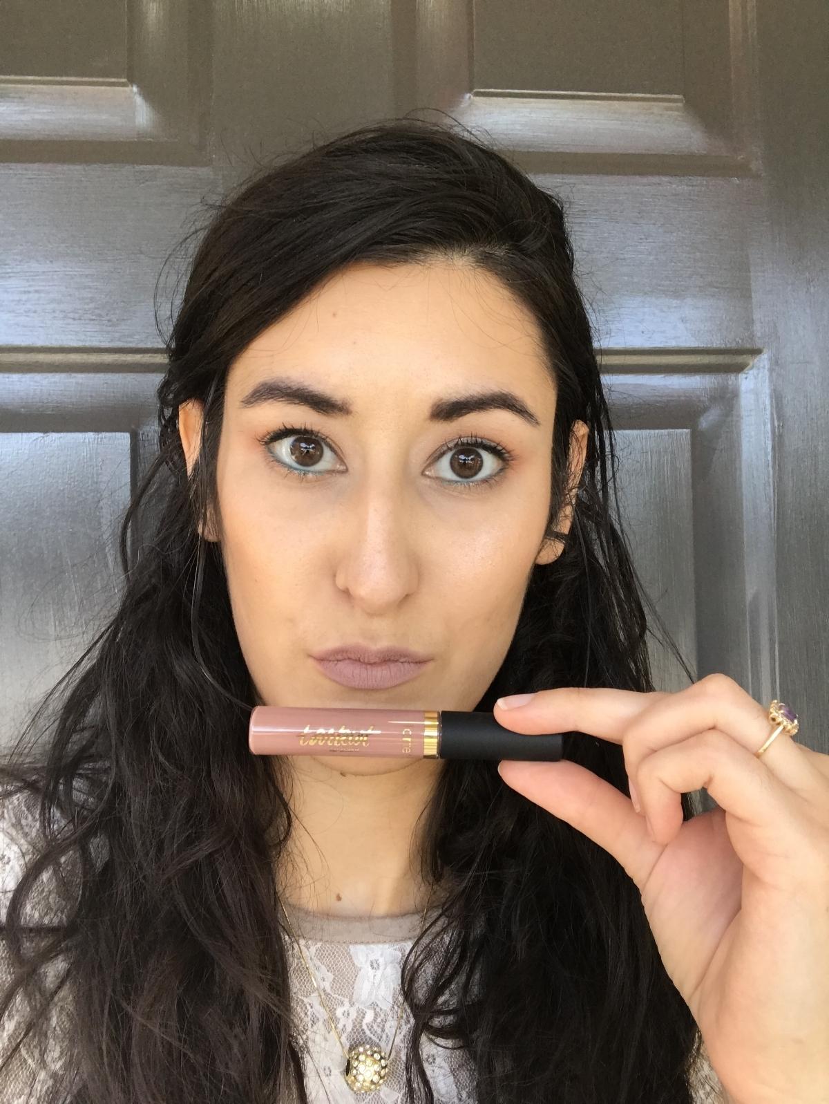 Tarteist Quick Dry Matte Lip Paint in OG