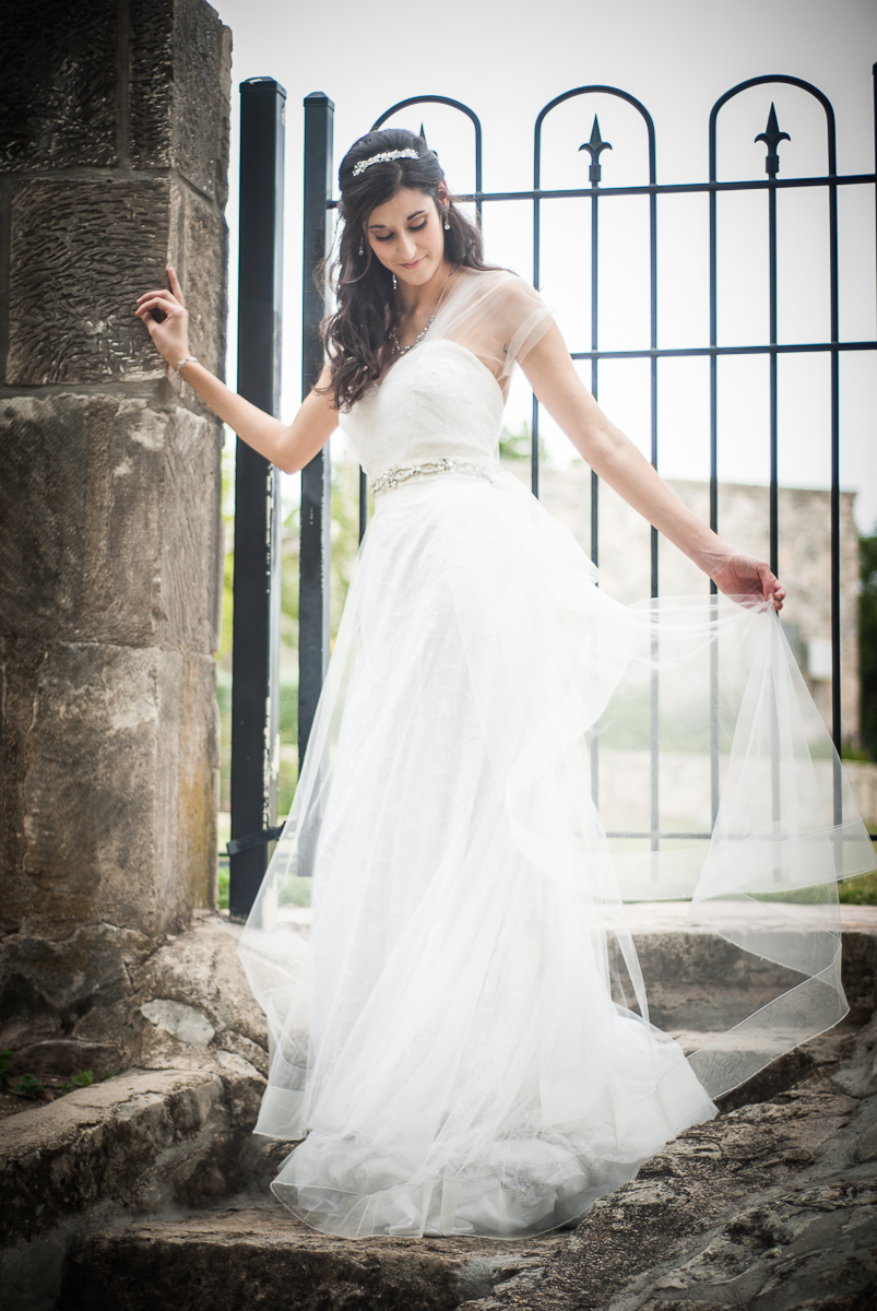 Bridal Portrait Photo Credit: Royce Walston