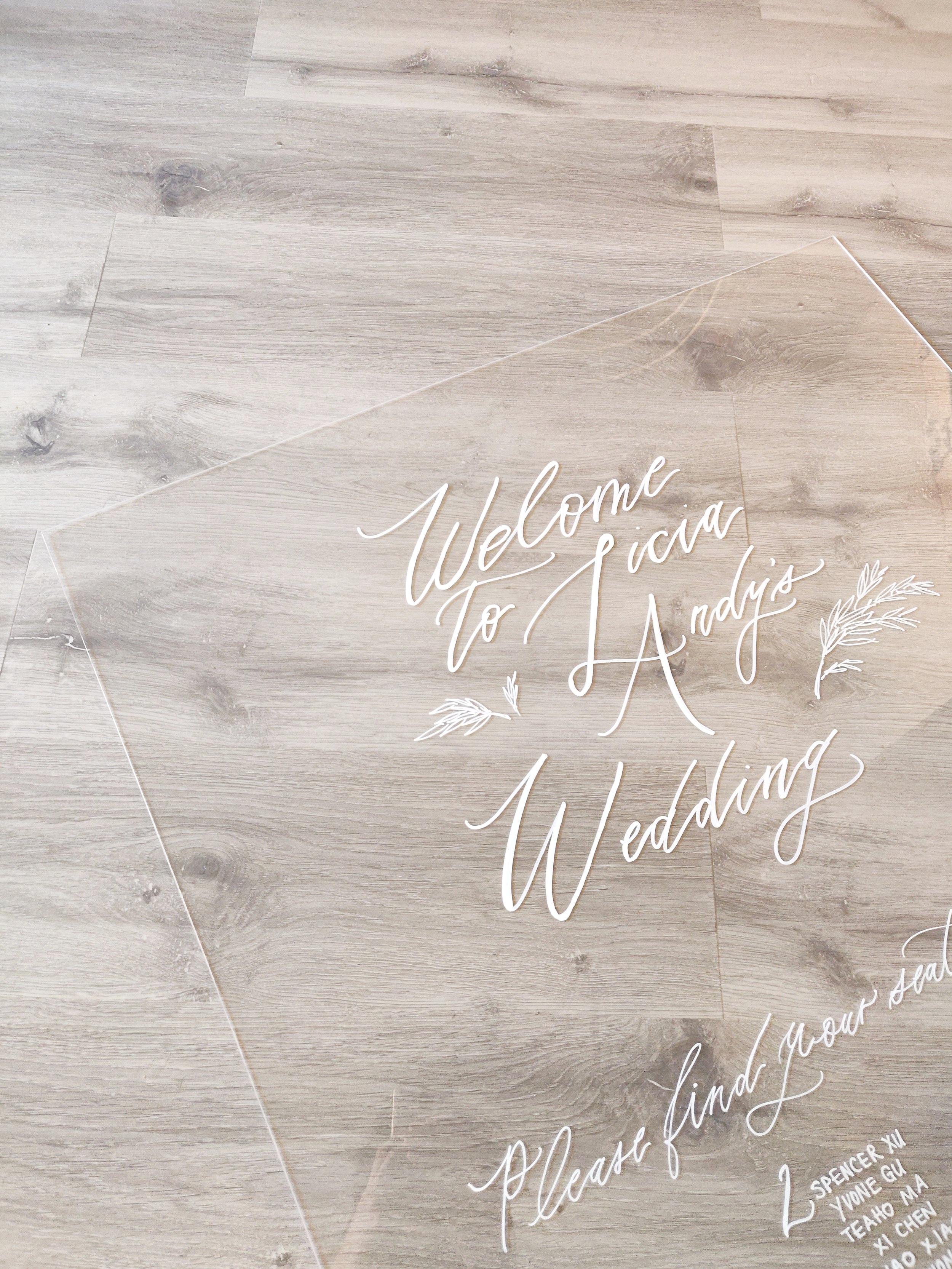 mandycalligraphy-acrylic-welcomesign