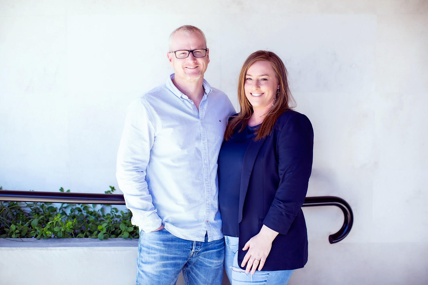 Dave and Natalie Oddy,  School Pastors of Perth Hub