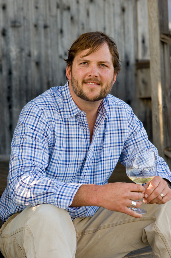 ANDY PEAY   Peay Vineyards  Sonoma, California