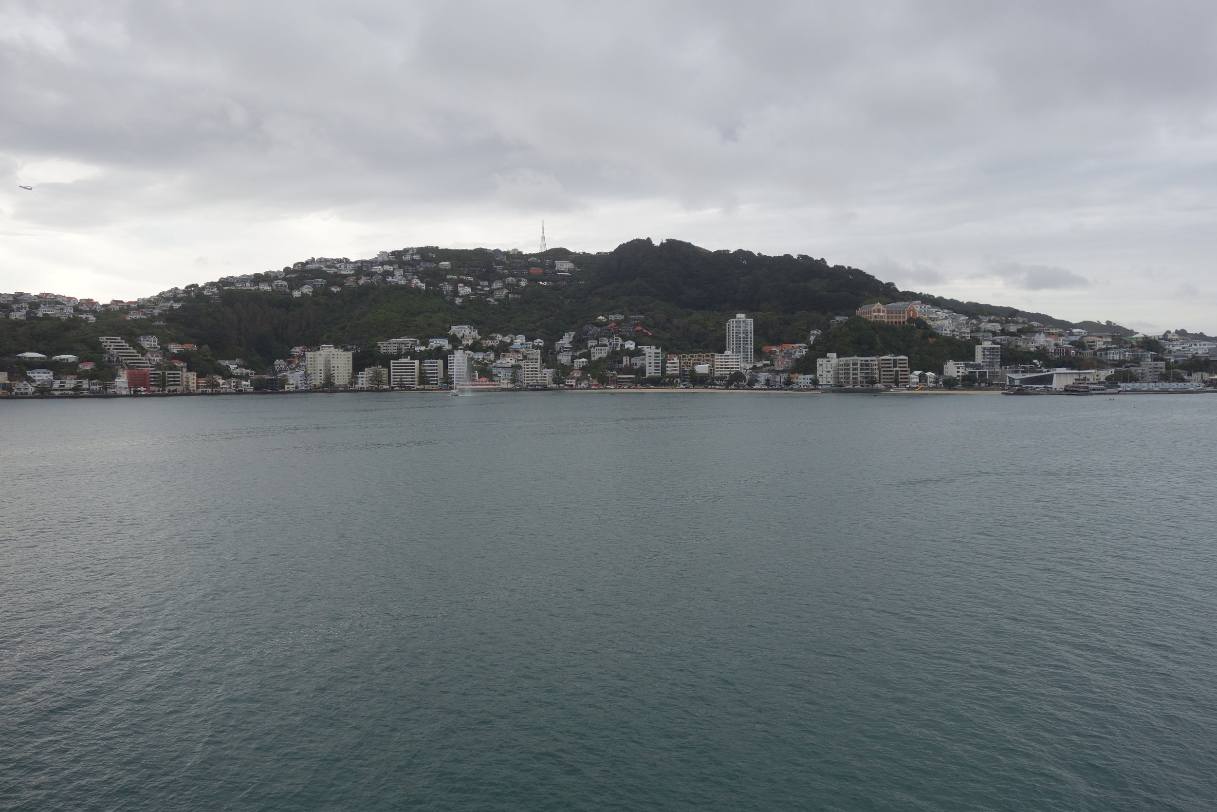 See you Wellington. So pleased it's going to be a calm sailing.Onboard my personal luxury liner with The Bluebridge Bike Club.