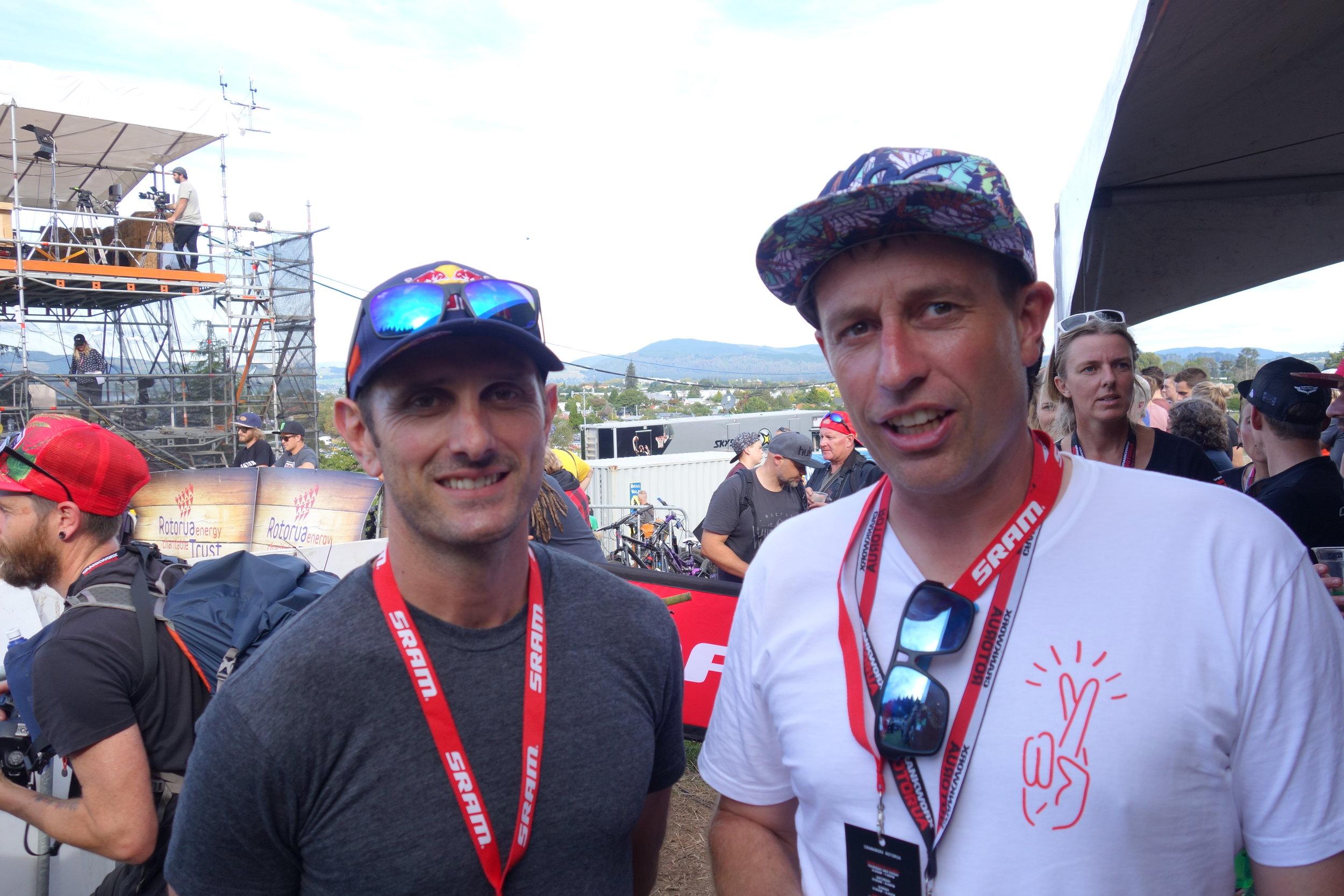 Jeff interviews ex NORBA and NZ downhill legend John Kirkaldie. John will still rip your fricken legs off in any riding discipline.