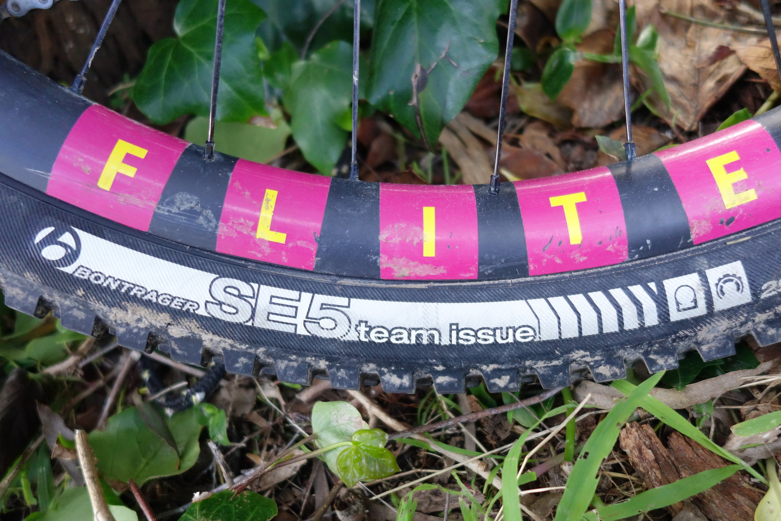 A great tyre for my 29er 40mm internal Flite rims