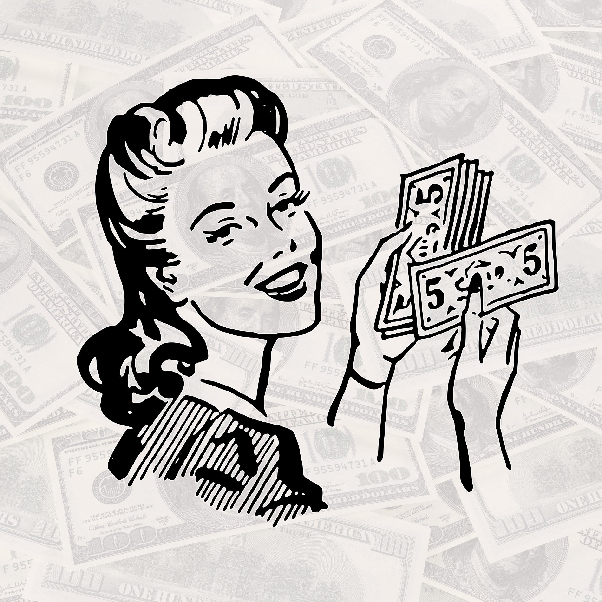 [OFDM016] DISCO DIKC - That Money Make Her.jpg