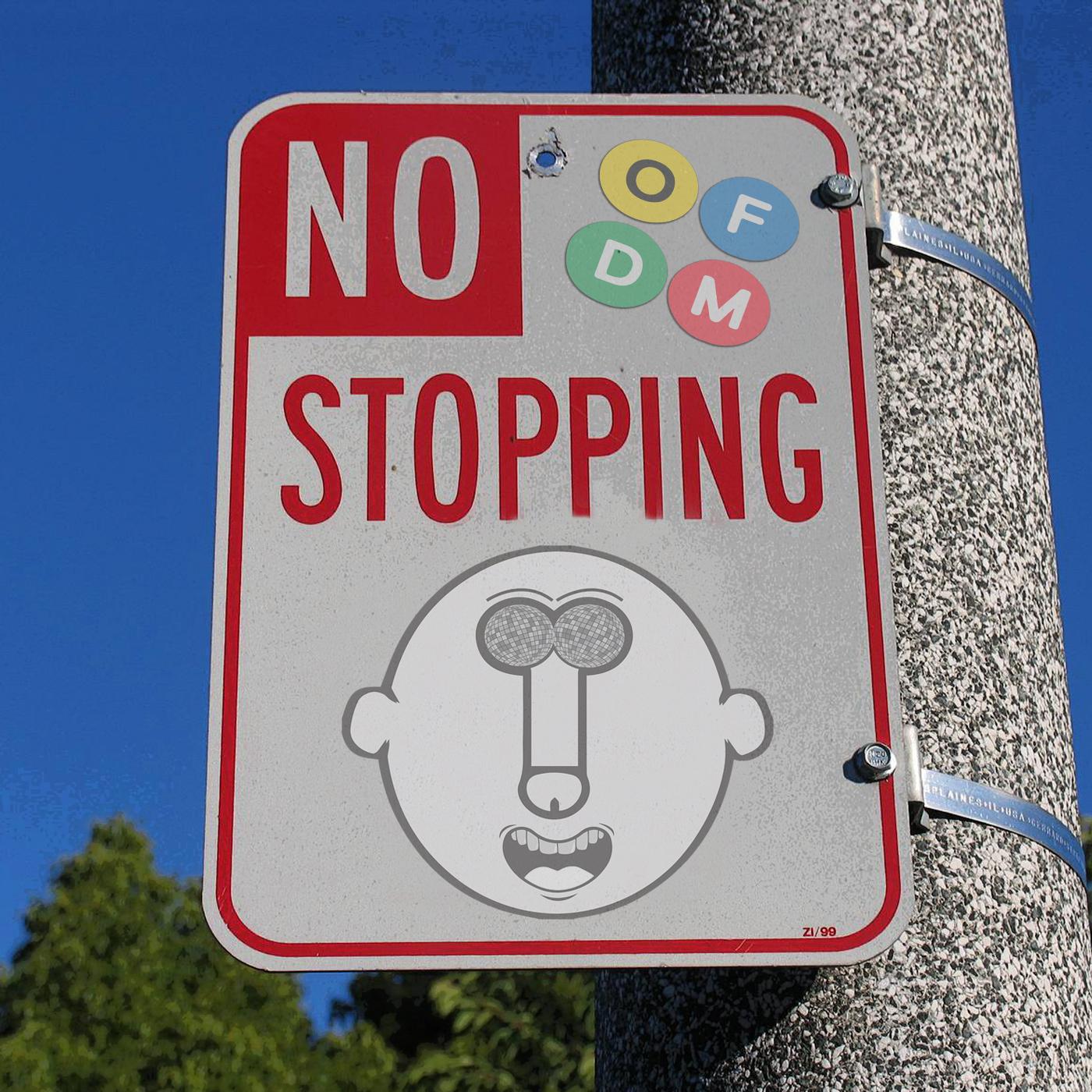 [OFDM006] DISCO DIKC - No Stopping.jpg