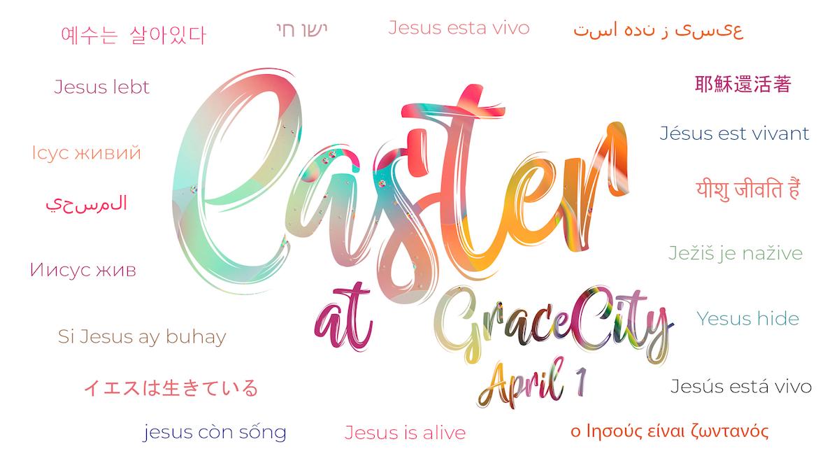 Easter in irvine