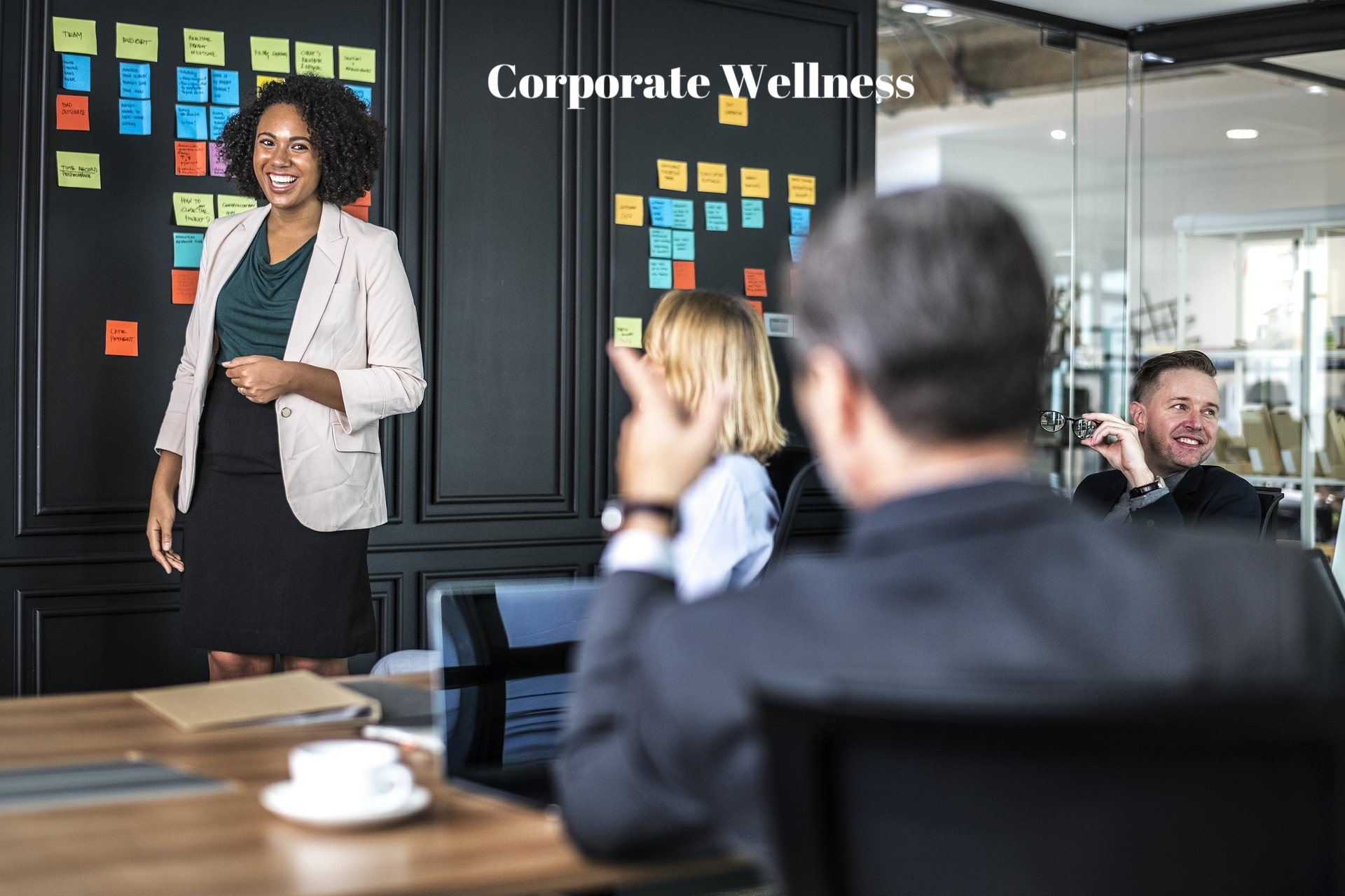 Corporate Health & Wellness