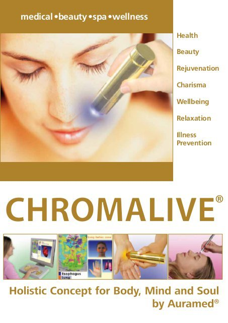 Chromalive Therapy