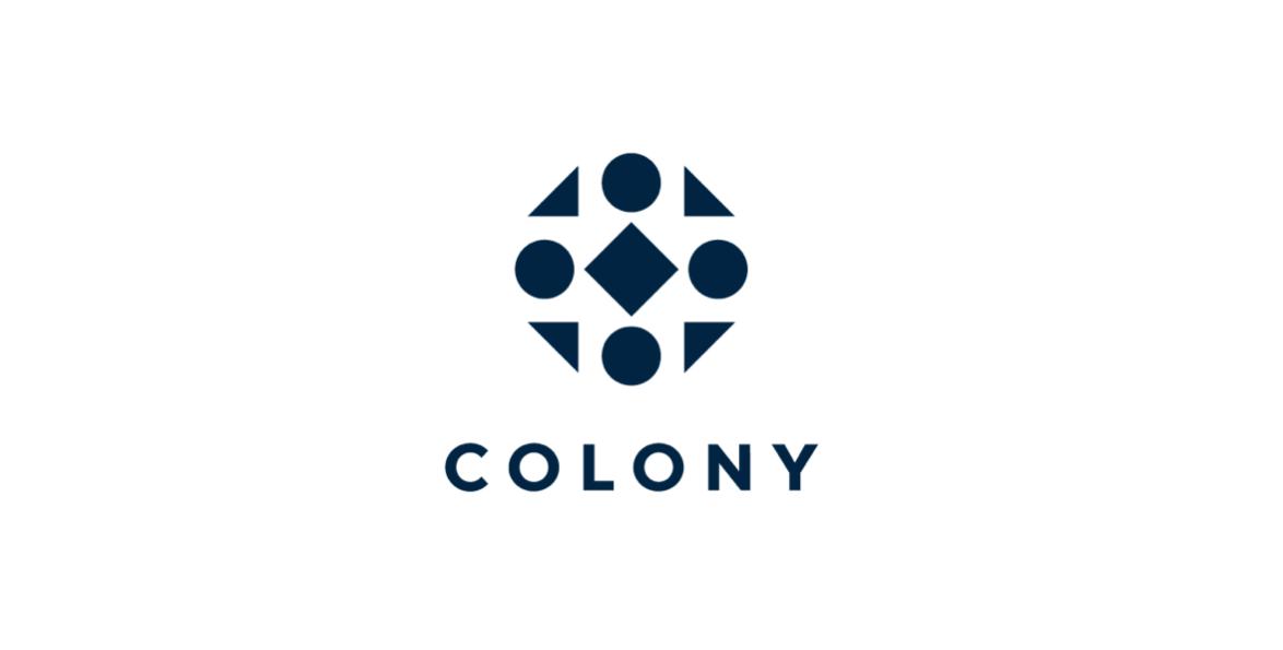 Colony.io logo | Worknb
