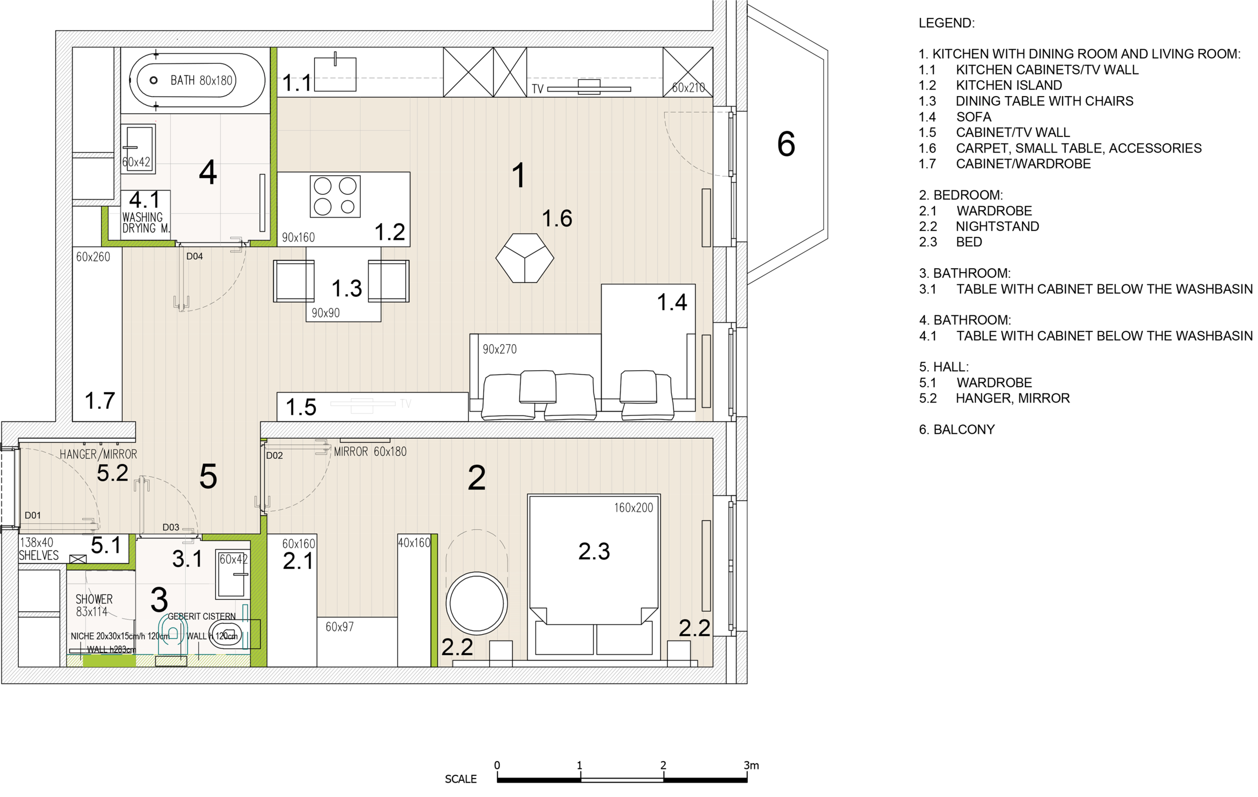 ap G_novi tloris-new plan_interior-Tina Rugelj