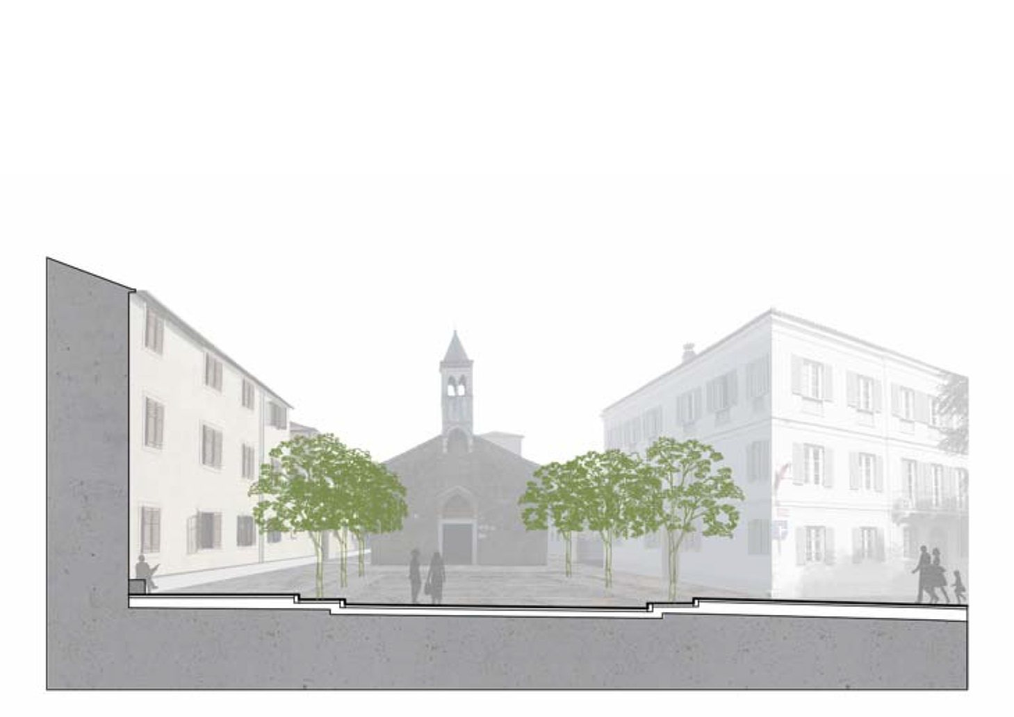 Architecture_Kombinat-Tina Rugelj_section B_Brolo square.jpg