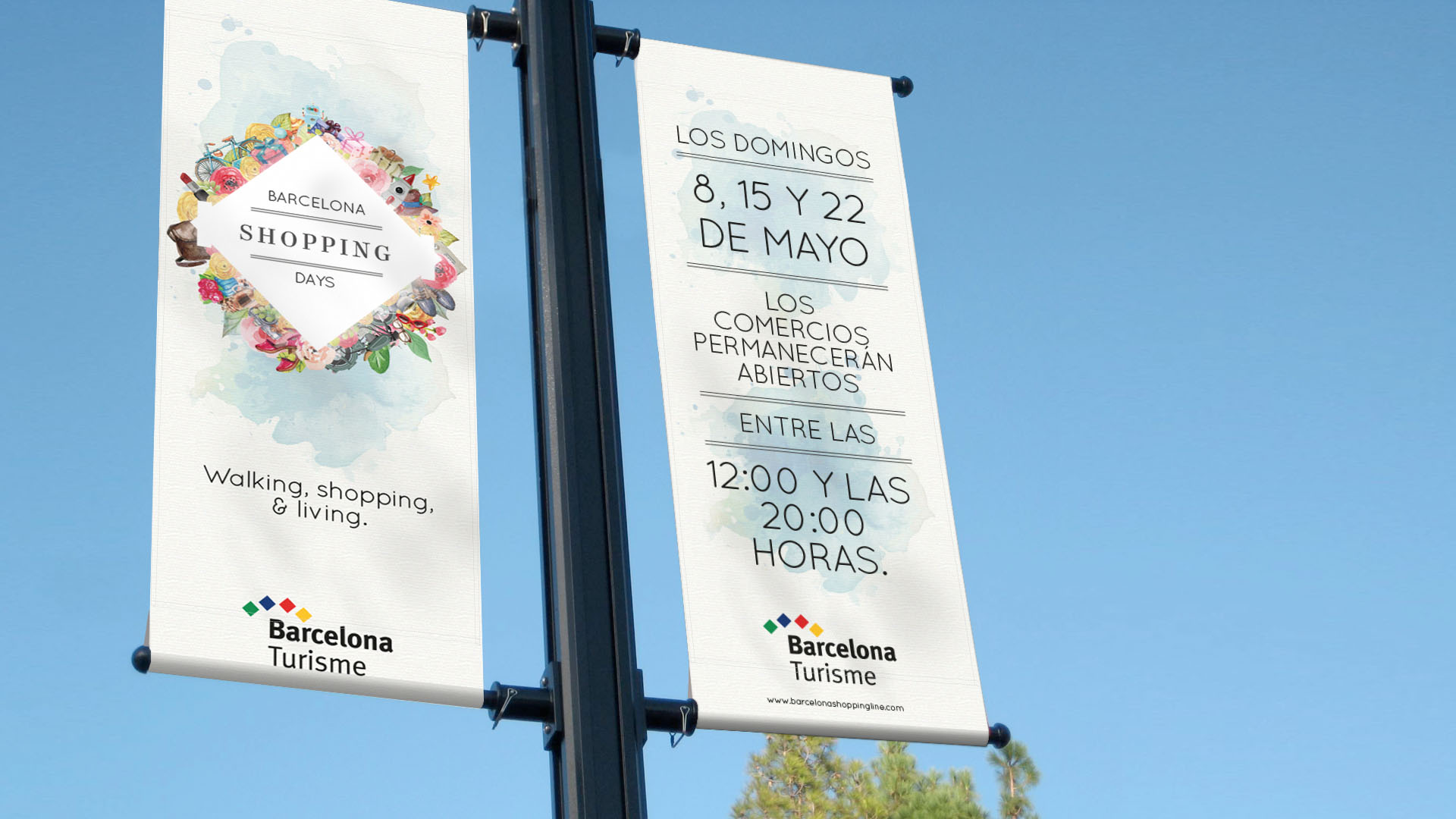 Barcelona Turismo - Shopping Days