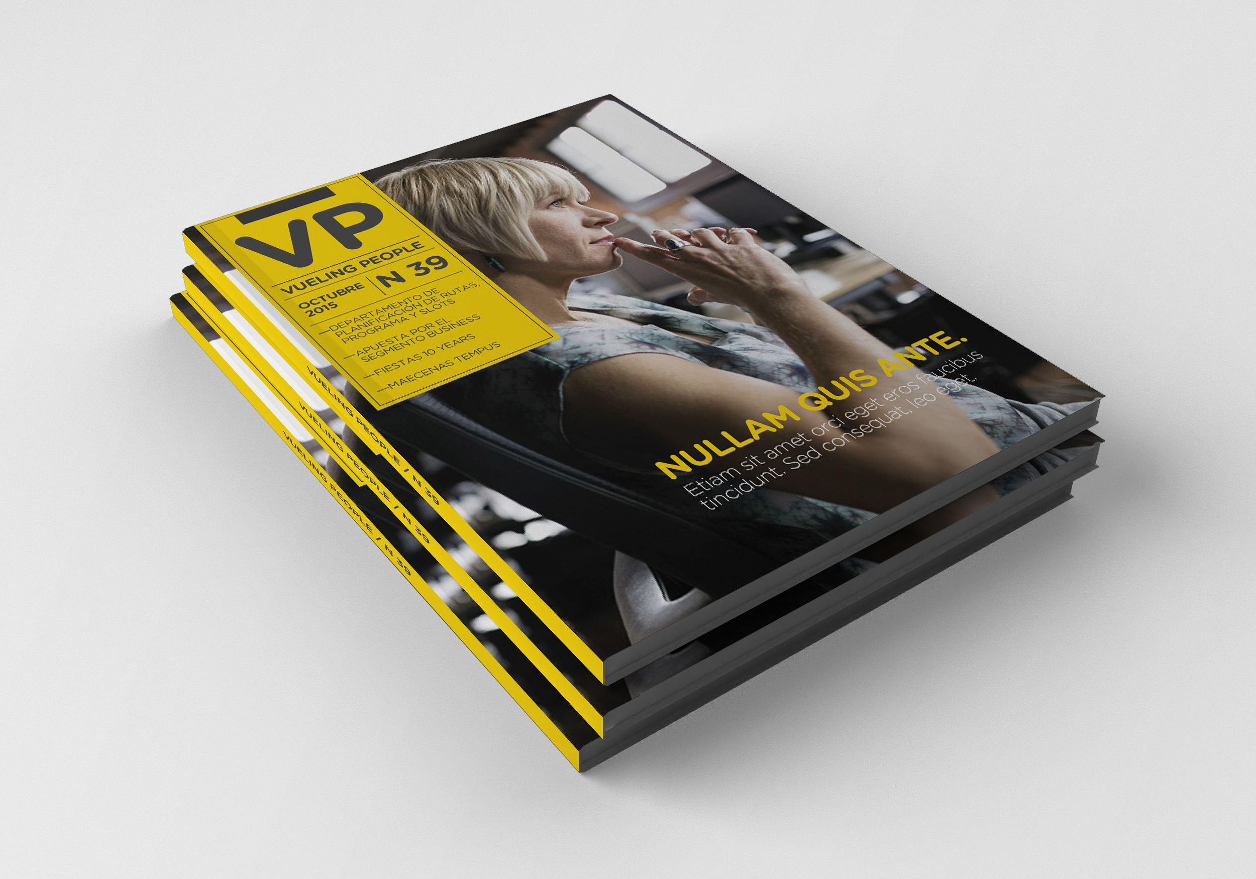 Vueling - Revista
