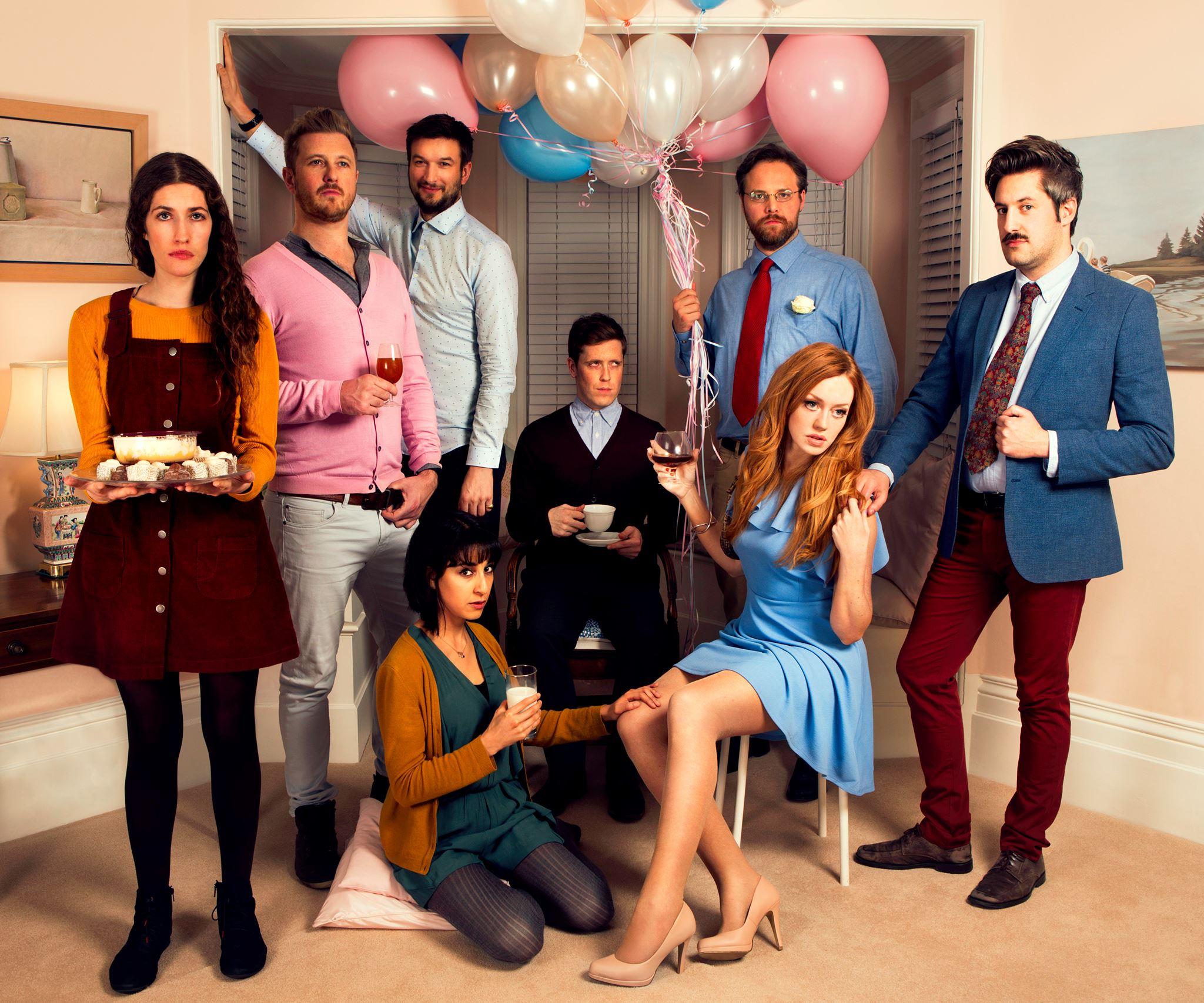 The Wilsons (credit Anya Broido)